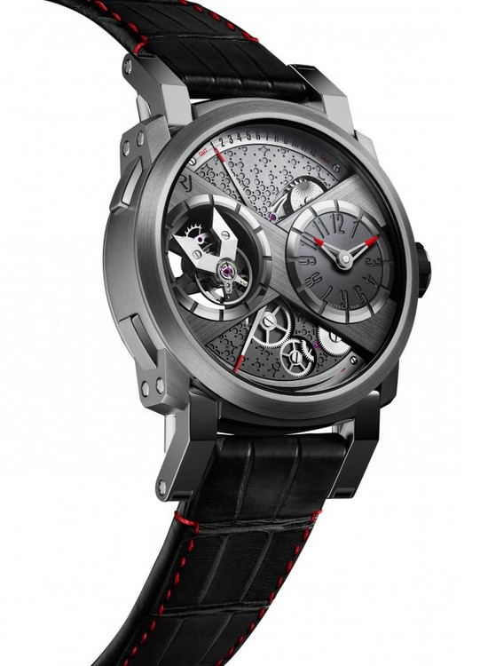 Romain Jerome Moon Orbiter GMT Watch