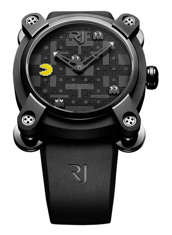 Romain Jerome PAC-MAN Watch