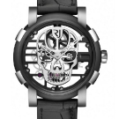 Romain Jerome Skylab 48 Speed Metal Skull Watch Gray Skull