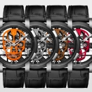 Romain Jerome Skylab 48 Speed Metal Skull Watches