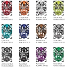 Romain Jerome Skylab 48 Speed Metal Skull Watches All