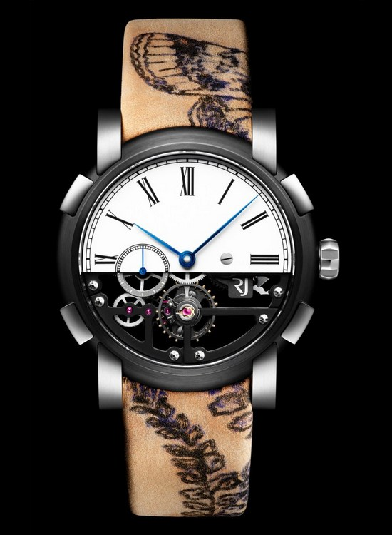 Romain Jerome Tattoo-DNA Watch by Xoil