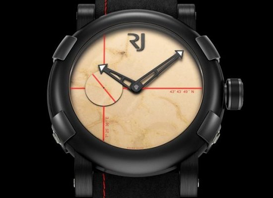 Romaine Jerome Rock the Rock DNA Watch
