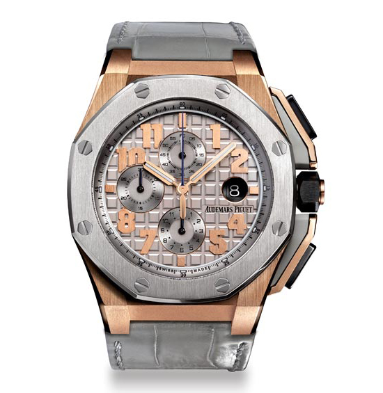 Audemars Piguet  Royal Oak Offshore Chronograph LeBron James Watch