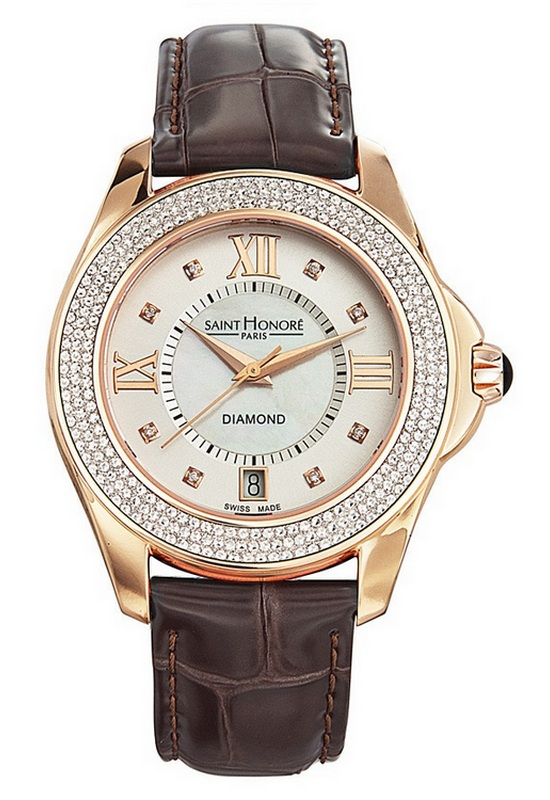 Saint Honoré Royal Coloseo Watch 761010 8AY8DR