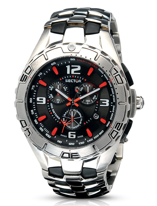 Sector 340 Chronograph Watch R3273934015