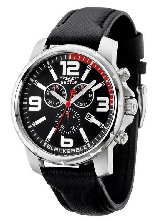 Sector Blackeagle Chronograph 2012 Watch R3271689002
