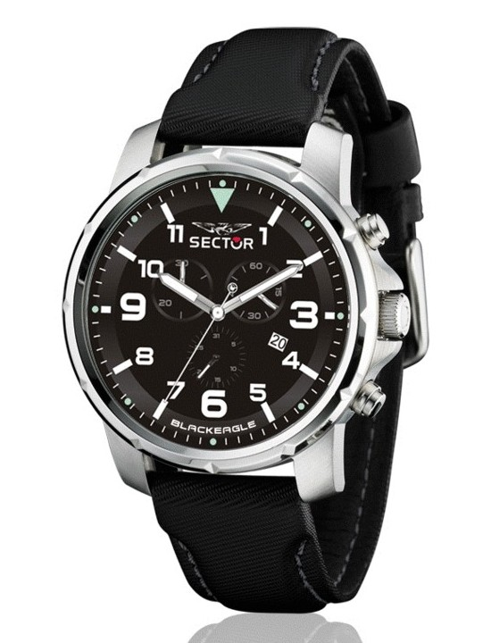 Sector Urban Collection Blackeagle Chronograph 46mm Watch
