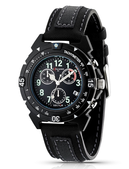 Sector expander 90 chronograph watch watch review - Sector dive master istruzioni ...