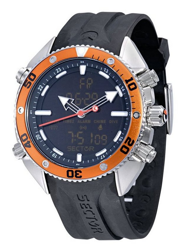 zm watch dive swiss men army master watches model divemaster chrono s
