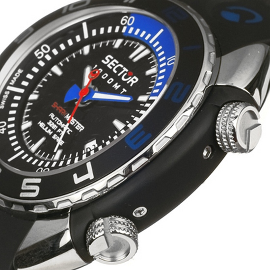 Sector marine shark master 1000m watch watch review - Sector dive master istruzioni ...