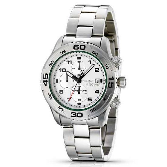 Sector Mountain Adventure Chronograph Watch R3273698045