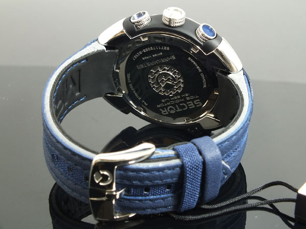 Sector Shark Master Tide and Moonphase Watch