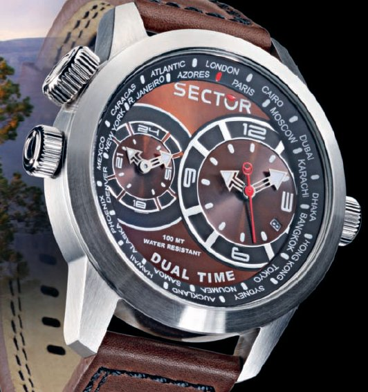 sector-urban-oversize-dual-time-watch-detail