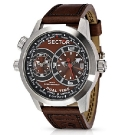 sector-urban-oversize-dual-time-watch-brown
