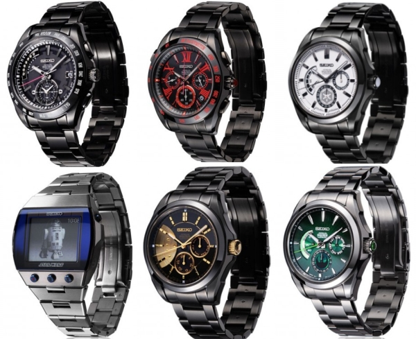 far designer watch wars time you featured away in galaxy watches star collectibles a invicta tell sideshow help