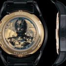 Seiko Star Wars C3PO Watch Caseback