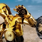 Seiko Star Wars C3PO Watch