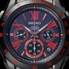 Seiko Star Wars Darth Maul Watch Dial