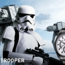 Seiko Star Wars Stormtrooper Watch