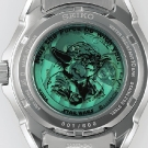 Seiko Star Wars Yoda Watch Caseback