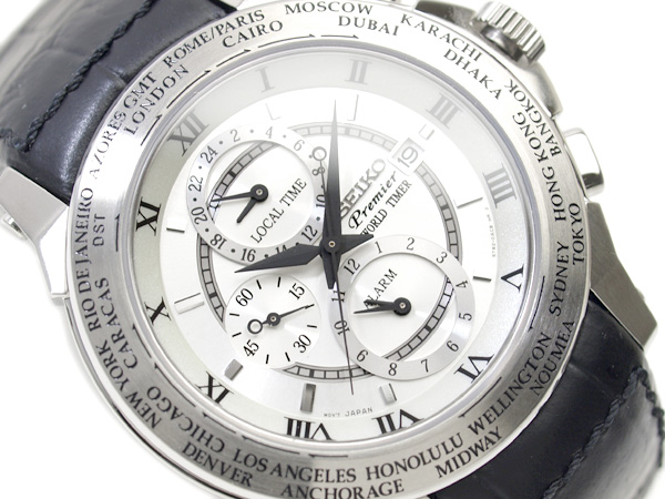 The Striking Design Is Common For All Watches From Premier