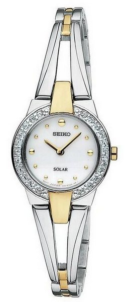 Seiko Ladies Solar SUP052 Watch
