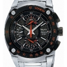 Seiko Sportura Double Retrograde Chronograph Watch SPC039P1