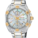 Seiko Velatura Ladies' Chronograph Watch SNDZ40P1