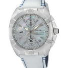 Seiko Velatura Ladies' Chronograph Watch SNDZ41P1