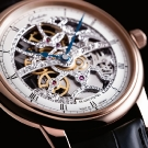 Glashütte Original Quintessentials Senator Manual Winding Skeletonized Edition Watch