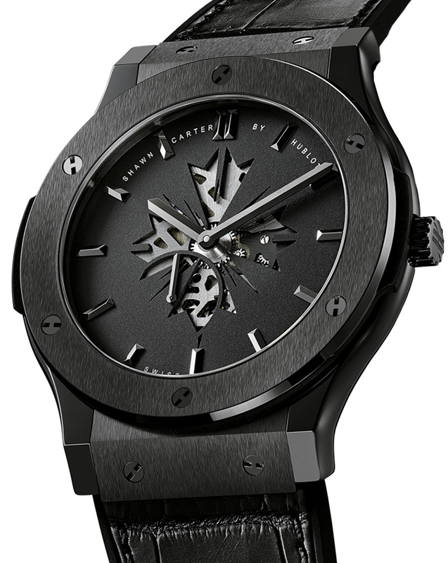 Hublot Shawn Carter Classic Fusion Ceramic Watch Case
