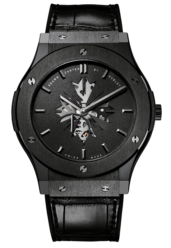 Hublot Shawn Carter Classic Fusion Ceramic Watch