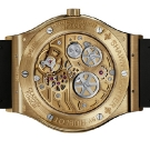 Hublot Shawn Carter Classic Fusion Gold Watch Case Back
