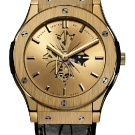 Hublot Shawn Carter Classic Fusion Gold Watch