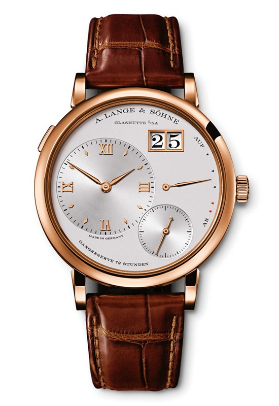 Grand Lange 1 Watch Pink Gold