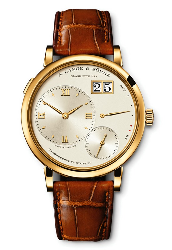 Grand Lange 1 Watch Yellow Gold