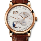 Lange 1 Tourbillon Perpetual Calendar Watch Pink Gold