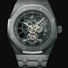 Audemars Piguet Openworked Royal Oak Tourbillon Watch