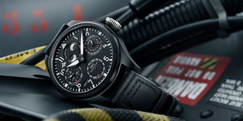 IWC Big Pilots Watch Perpetual Calendar TOP GUN - IW502902
