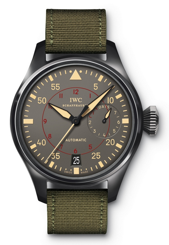 IWC Pilots Watch Chronograph TOP GUN Miramar - IW388002