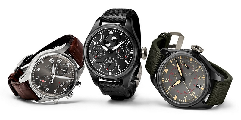IWC Pilot's Watches, IWC Pilots Watch Chronograph TOP GUN Miramar - IW388002, replica iwc watches, iwc replica watches, military inspired, sihh 2012