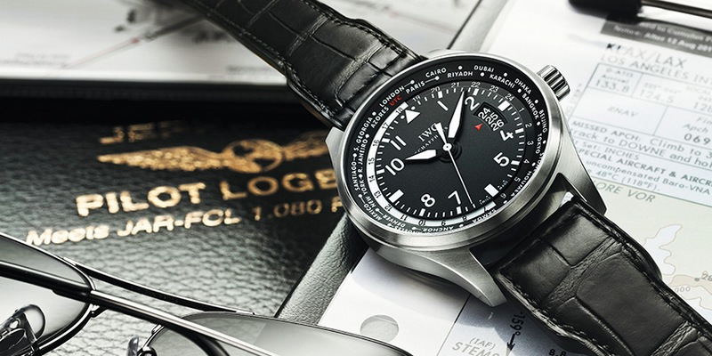 IWC Pilots Watch Worldtimer - IW326201