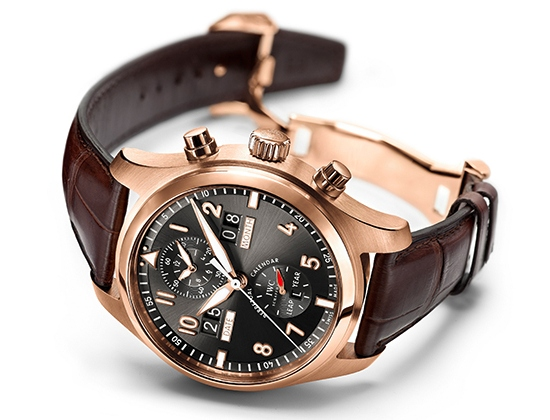 IWC Spitfire Perpetual Calendar Digital Date-Month - IW379103