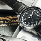IWC Pilot's Worldtimer Watch