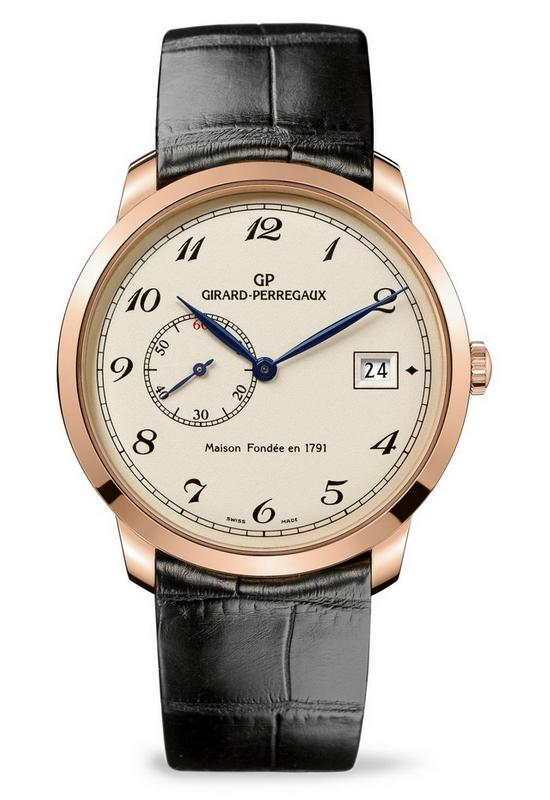 Girard-Perregaux 1966 Small Second Watch