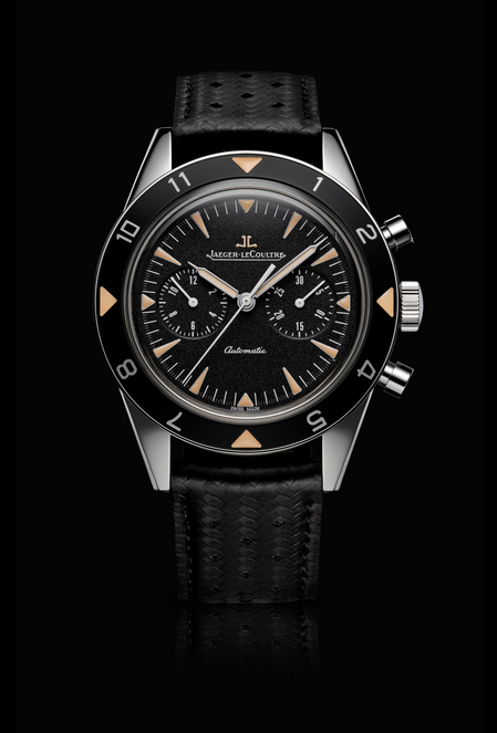 Jaeger Lecoultre Deep Sea Vintage Chronograph Watch