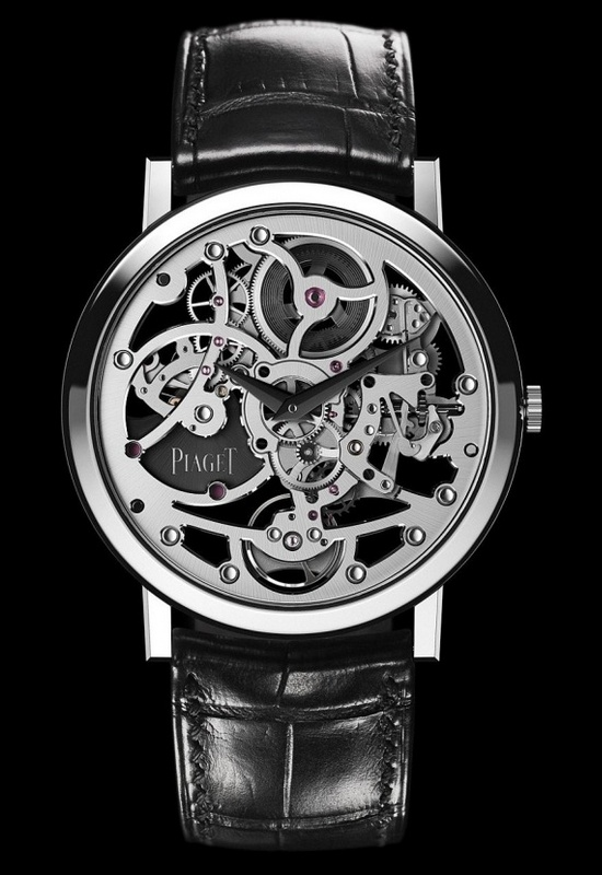Automatic Skeleton Watches