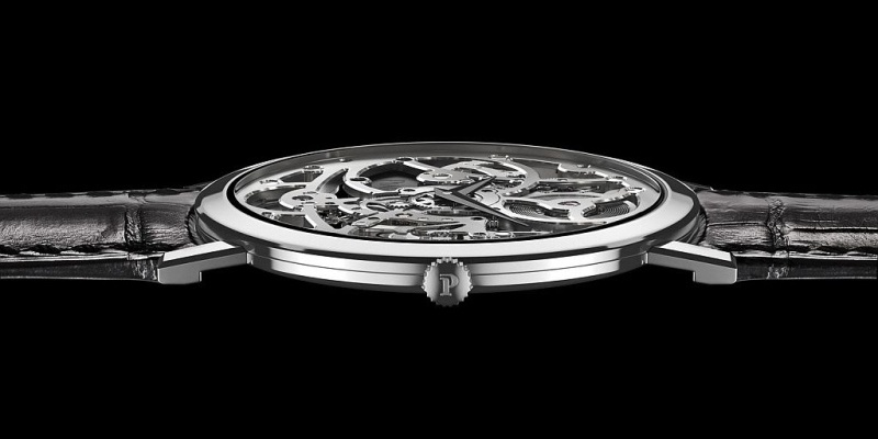 Piaget Altiplano Skeleton Automatic Watch