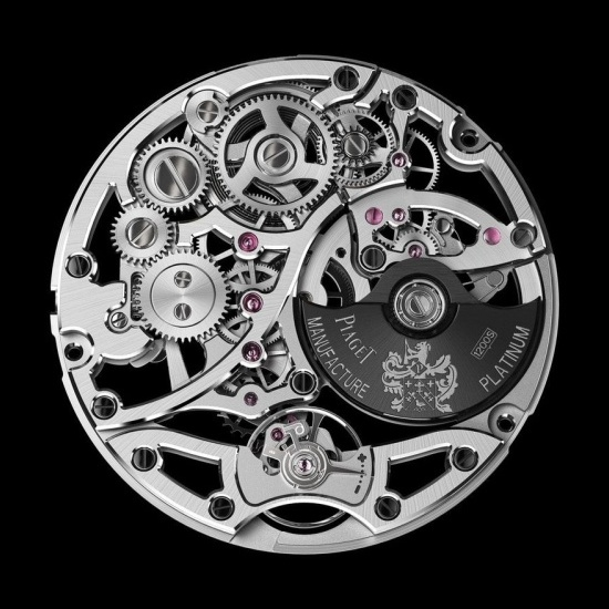 Piaget Altiplano Skeleton Automatic Watch Calibre 1200 S